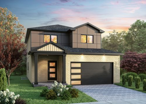 Middleton by Foxwood Homes - New Homes For Sale in London On